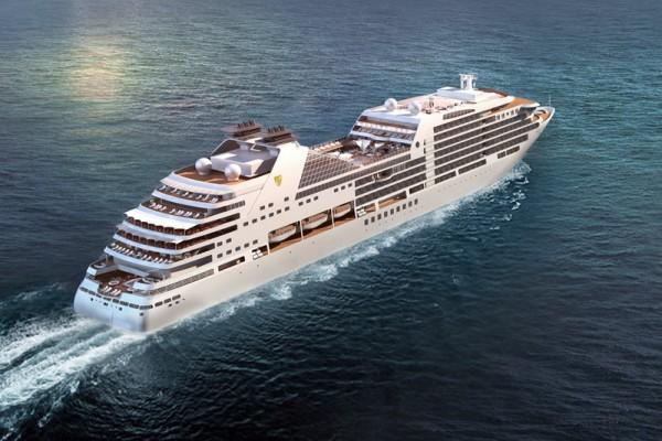 Seabourn Ovation – Hull 6258 Fincantieri