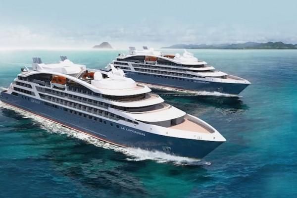 Ponant Cruises- 4 Hulls VARD 848-851