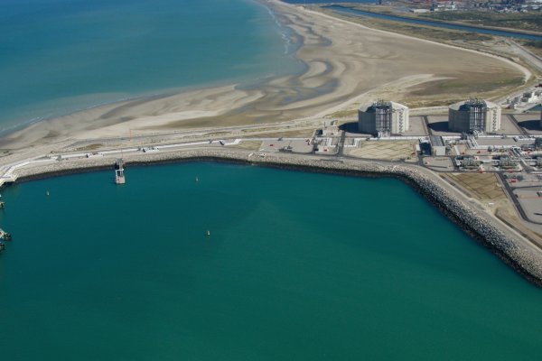 EDF France - LNG Dunkerque